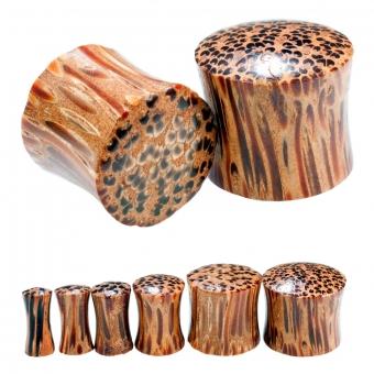 Plug - Palmen Holz - Braun