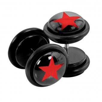 Fake Plug - Nautic Star - Kunststoff - Schwarz