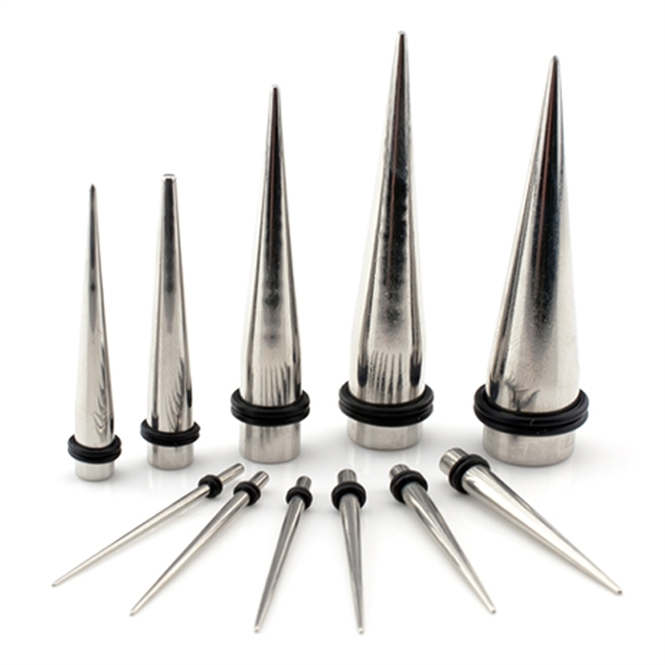 Dehnstab - Stahl - Silber 1,6 mm