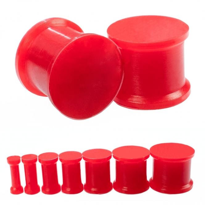 Plug Silikon Rot