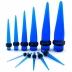 Dehnstab - Kunststoff - Blau